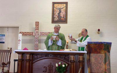 February 2021 – Opening Year Mass