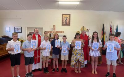 November 2020 – Solemn Mass with Confirmations 1 and 2