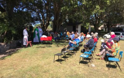 October 2020 – ACM Outdoor Mass (cancelled)